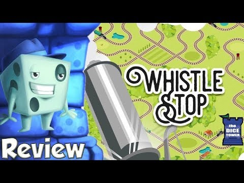 Whistle Stop | Board Game | BoardGameGeek