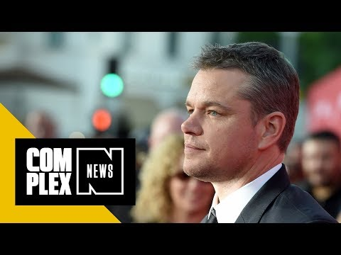 This Is Why Matt Damon's Cameo Was Cut From 'Ocean's 8'