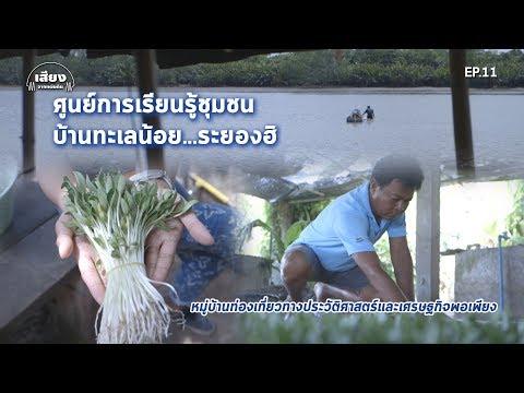 บ้านทะเลน้อย...ระยองฮิ  สู่หมู่บ้านท่องเที่ยวทางประวัติศาสตร์และเศรษฐกิจพอเพียง : Matichon TV