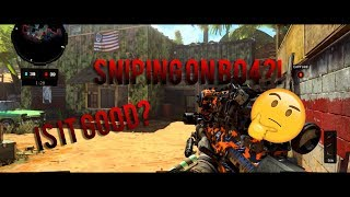 Sniping in bo4 is amazing!!!! (Gameplay)