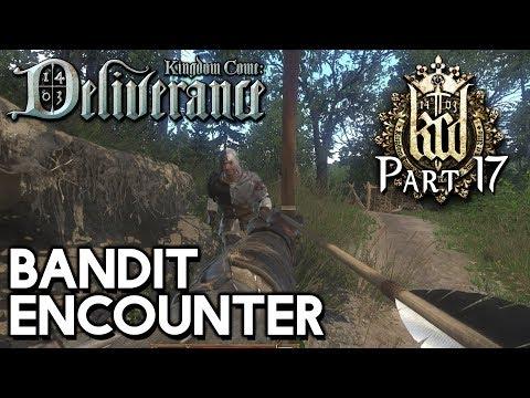 BANDIT ENCOUNTER [#17] Kingdom Come: Deliverance with HybridPanda