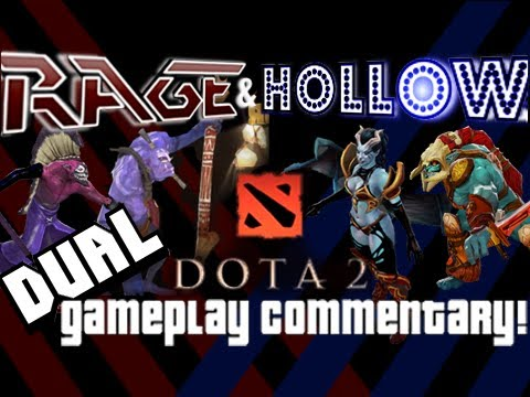 Dota 2 Gameplay - with Live Dual Commentary 45 - Tidehunter!