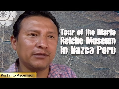 Tour Of The Maria Reiche Museum   In Nazca Peru