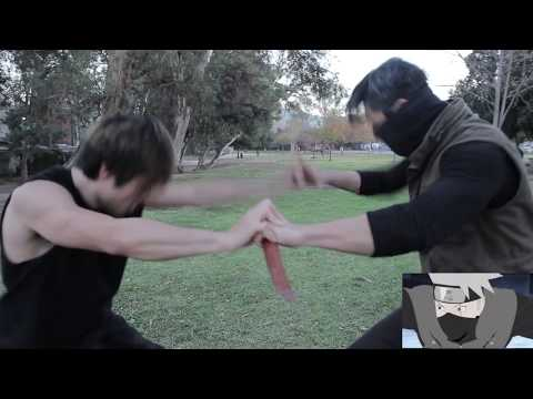 Kakashi Vs Obito - Fight Choreography | RE:Anime
