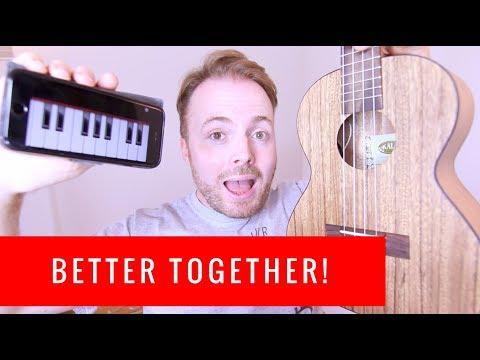 BETTER TOGETHER - JACK JOHNSON (EASY UKULELE TUTORIAL!)
