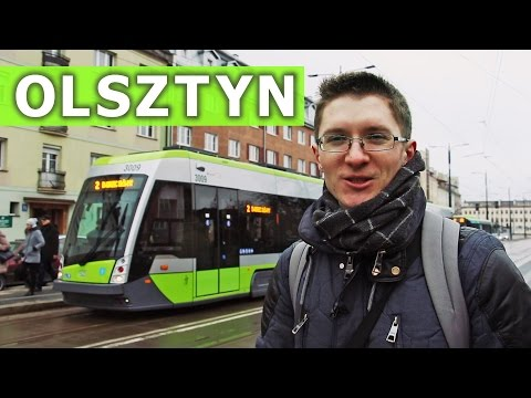 Tramwaj Olsztyn / Olsztyn Tram [PL/ENG]