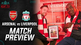 'RIP Claude' 🌹 | An Emotional Match Preview With @Don Robbie | Arsenal vs Liverpool | PL