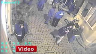 Hayko Cepkin 'in Kendisine Küfür Eden Kadına Kafa Atması