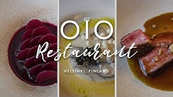 Fine Dining Experience at OLO Restaurant Helsinki Finland