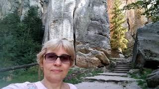 10. Чехия. Праховские скалы.