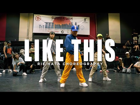 MIMS - Like This | Rie Hata Choreography