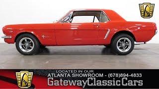 1965 Ford Mustang - Gateway Classic Cars of Atlanta #416