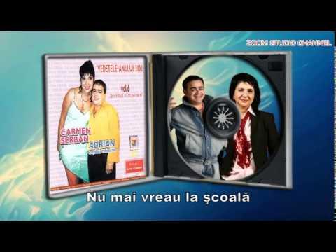 CARMEN SERBAN SI ADRIAN MINUNE, TOP MELODII VECHI, ZOOM STUDIO