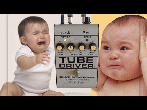 BK Butler Tube Driver - Pedais Clássicos, Raros e Caros - S01E03 (Roberto Torao)