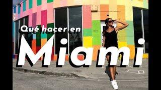 Qué hacer en Miami - Los lugares claves // FLORGAONA