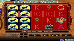 Coyote Moon Pokies by IGT - Free Feature - Awesome Video Slots Game
