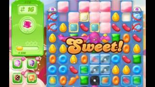 Candy Crush Jelly Saga Level 870