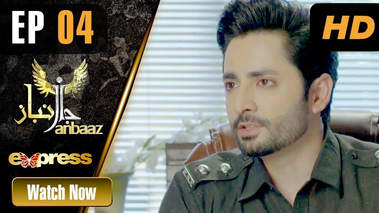 Download Pakistani Drama | Janbaaz - Episode 4 | Express TV Dramas | Qavi Khan, Danish Taimoor, Areeba Habib