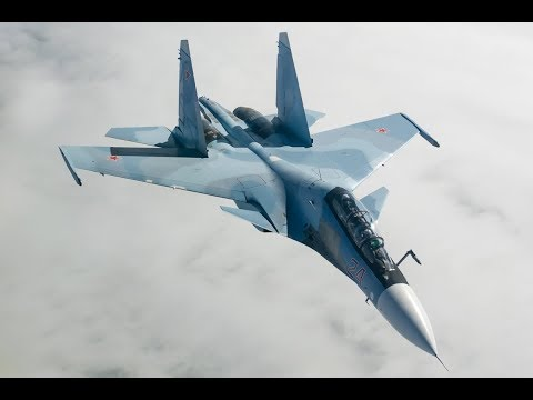 Meet the Su-30SM — Russia's answer to the F-15E Strike Eagle