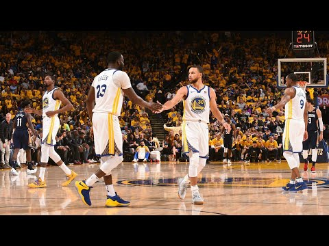 Golden State Warriors vs New Orleans Pelicans / Game 5 / NBA 2018 Playoffs