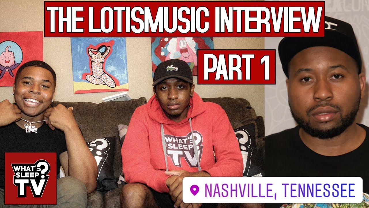 """LotisMusic """"Kyree Thomas Is Like The DJ Akademiks Of Tennessee"""""""