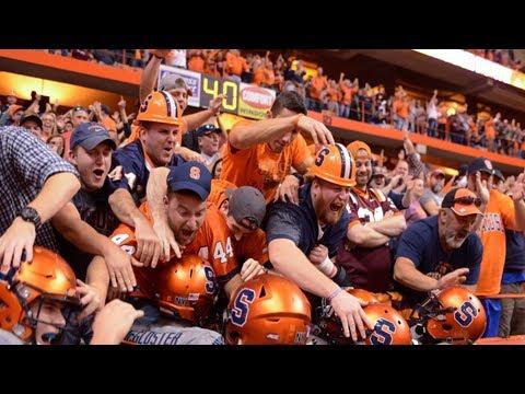 GameThread: Syracuse Orange football vs. Clemson Tigers