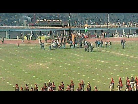 Republic Day Parade  \ Guru Nanak Stadium \ Ludhiana\ Vlog 3