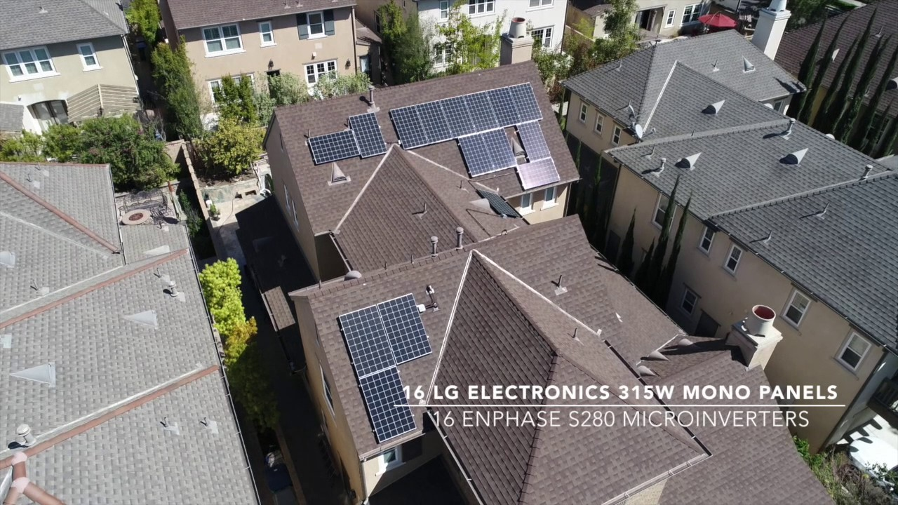 Irvine, CA | Affordable Solar Panel Installation | Aikyum Solar