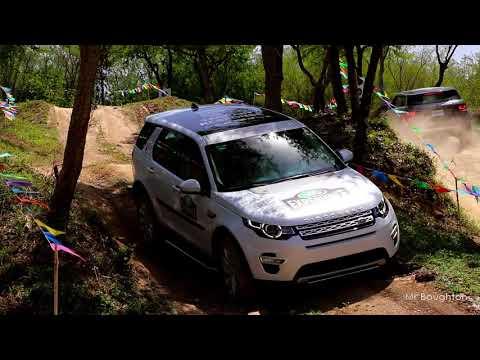 Land Rover Experience   Monterrey, Mx