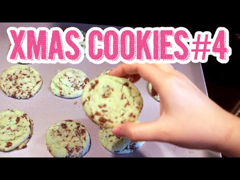 Andes Mint Chocolate Chip Cookies Recipe | Christmas Holiday Prep Series 2014 Part 4