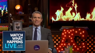 Andy Cohen Talks Bad Breath In A Relationship | Dear Andy | WWHL