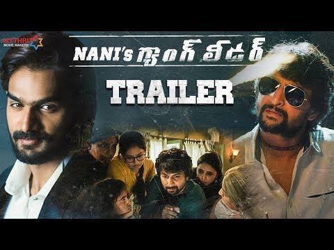 Nani s Gang Leader Trailer  Karthikeya  Vikram Kumar  Anirudh Ravichander