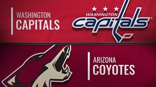 Washington Capitals vs Arizona Coyotes | Dec.06, 2018 NHL | Game Highlights | Обзор матча
