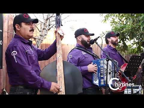 Chirrines Con Tololoche Los Angeles Riverside San Bernardino: Dos Jóvenes Muchachos - Jorge Madrid