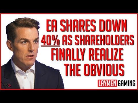 EA is FINALLY Getting What They Deserve - A Spanking From Banking