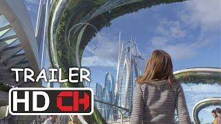 Земля будущего   Официальный русский трейлер  2015