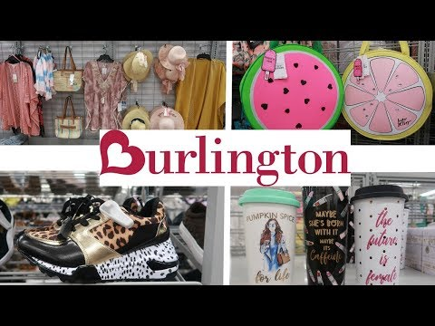 BURLINGTON SHOPPING!!! SHOES/ PURSES & STORAGE