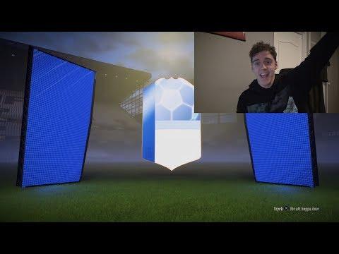 JAG PACKADE EN SJUK 91+ RATED!!! - FIFA 18 PACK OPENING SVENSKA