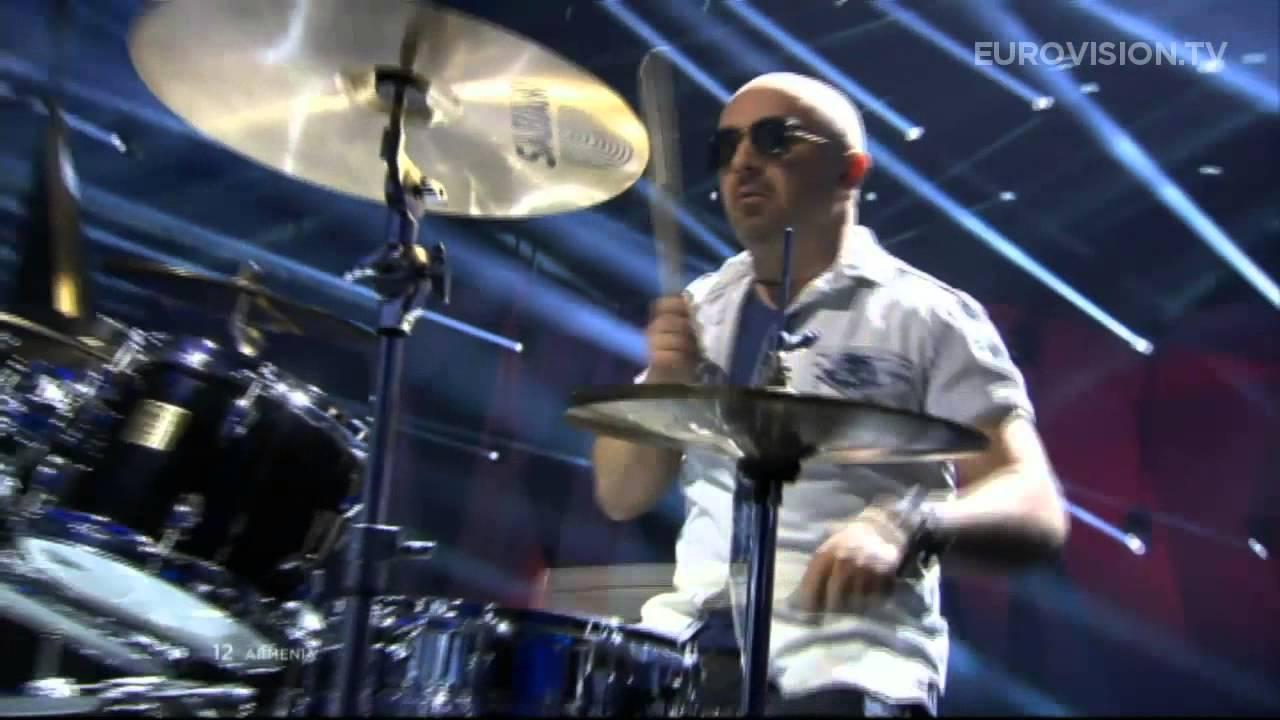 Dorians - Lonely Planet (Armenia) - LIVE - 2013 Grand Final