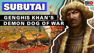 Subutai: Genghis Khan's Demon Dog of War