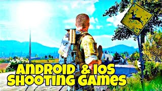 Top 7 NEW HD Android  Shooting Games (Offline/Online)2018