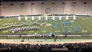 Liberty Pride of the Lancers: 2015 State Championship Finals (HD version)
