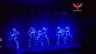 Nhảy đèn led là gì ? Cùng Xem video tiết mục nhảy đèn led từ Vũ đoàn DK