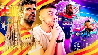 ASÍ ES FIFA 21 EN BARCELONA
