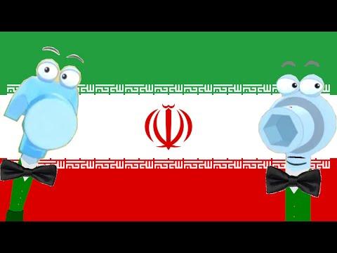 "National Anthem of the Islamic Republic of Iran ""Sorude Melli/سرود ملی جمهوری اسلامی ایران"" (1080p)"