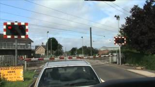 Helpston Level Crossing