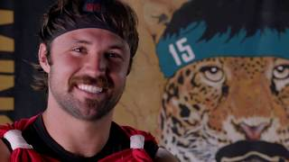 Exclusive Gardner Minshew Interview with Phil Simms | CBS Sports