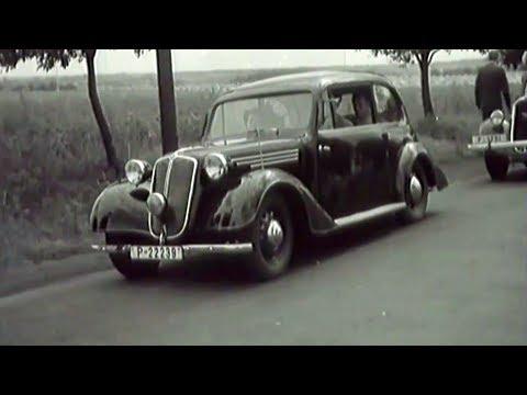 Zneužívanie služobných áut (1952)