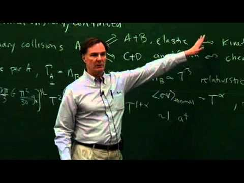 Cosmology for Particle Physicists - Part IV - Thermal History