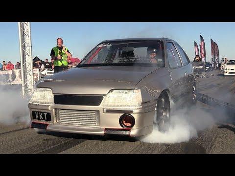 1250HP Opel Kadett Turbo WKT Supercar KILLER - 0-312 KM/H Acceleration!!
